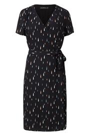 Sugarhill Boutique Raindrop Wrap Dress - Product Mini Image