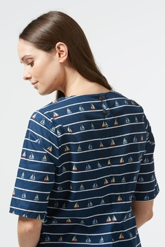 Sugarhill Boutique Sail Away Top - Alternate List Image