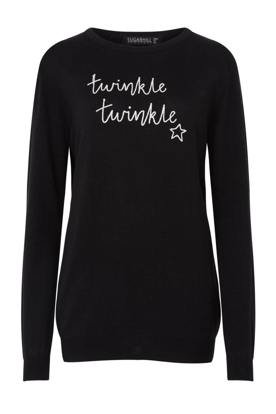 Sugarhill Boutique Twinkle Twinkle Sweater - Front Cropped Image