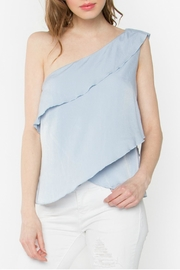 Sugarlips Adelaide One Shoulder Top - Product Mini Image