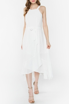 Sugarlips Airy White Dress - Product List Image