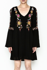Sugarlips Alla Embroidered Dress - Front full body
