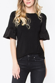 Sugarlips Bell Sleeve Shirt - Product Mini Image