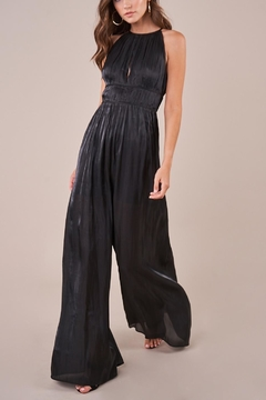 Sugarlips Black Cocktail Jumpsuit - Product List Image