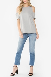 Sugarlips Cuff Sleeve Top - Side cropped