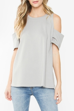 Shoptiques Product: Cuff Sleeve Top