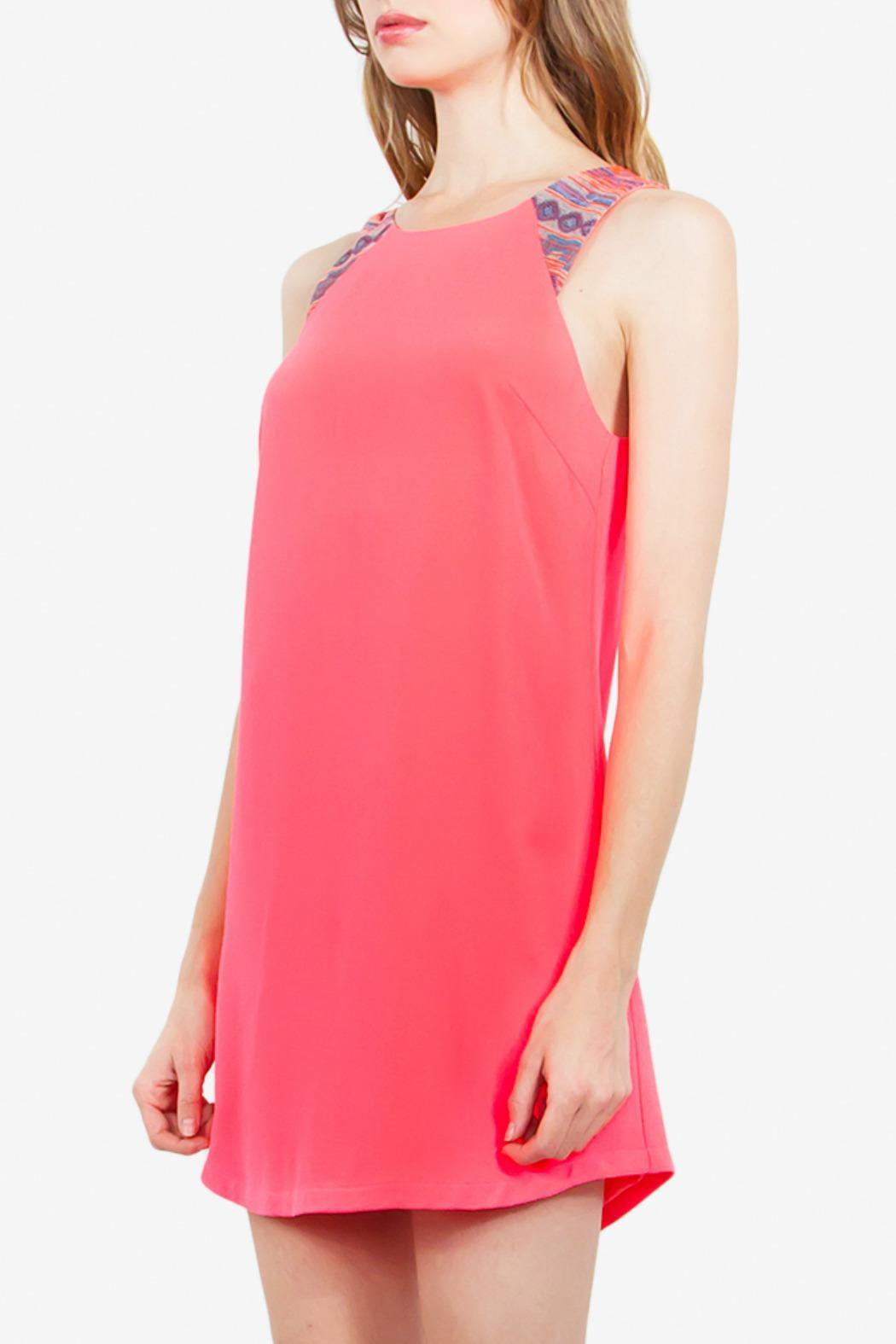 Sugarlips Dannica Dress - Back Cropped Image