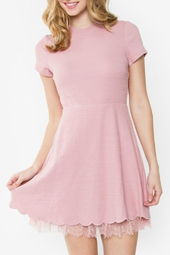 Sugarlips Dusty Pink Dress - Product List Image