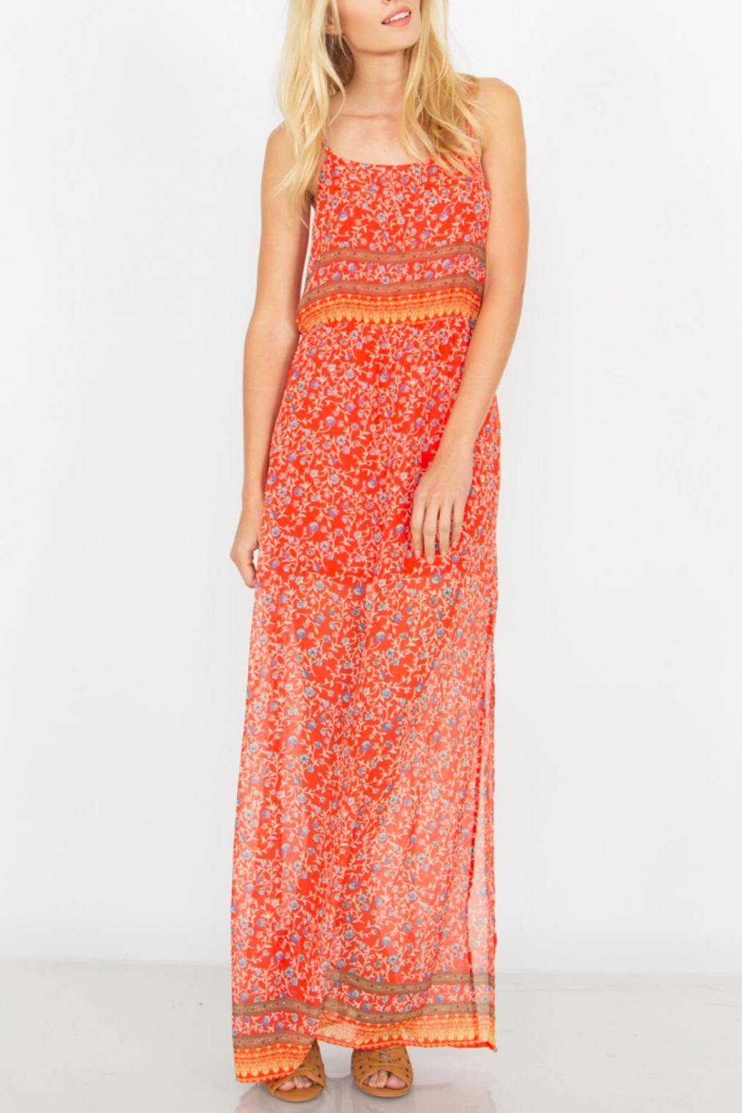 Sugarlips maxi dress