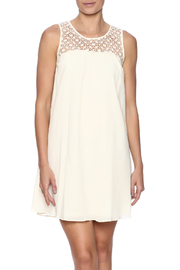 Sugarlips Lace Top Babydoll Dress - Product Mini Image