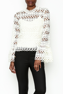 Sugarlips Leah Crochet Top - Product List Image