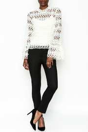 Sugarlips Leah Crochet Top - Side cropped