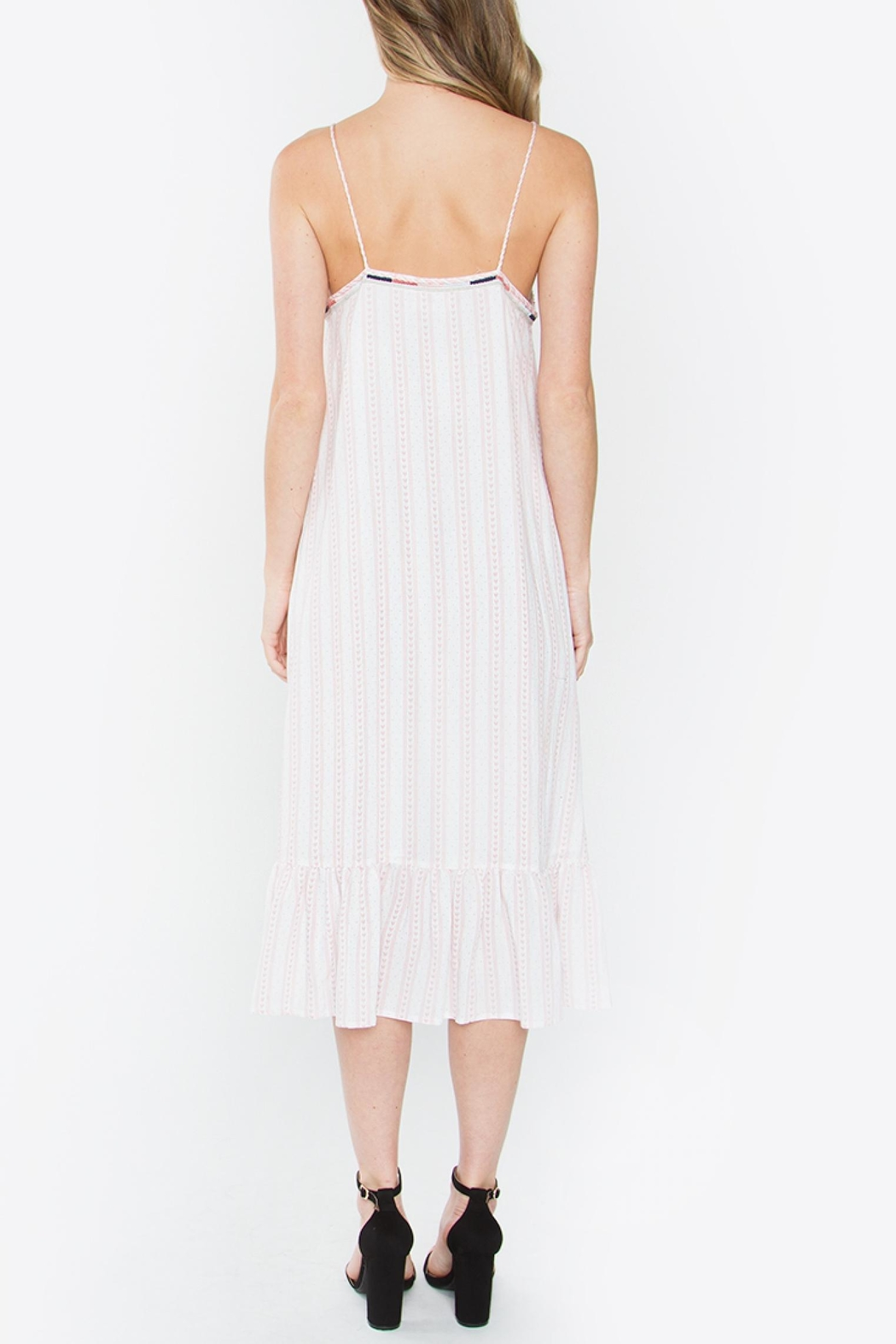Sugarlips Libby Midi Dress - Side Cropped Image