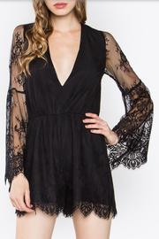 Sugarlips Lulu Lace Romper - Product Mini Image