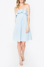 Sugarlips Martina Ruffle Dress - Front cropped