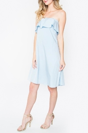 Sugarlips Martina Ruffle Dress - Front full body