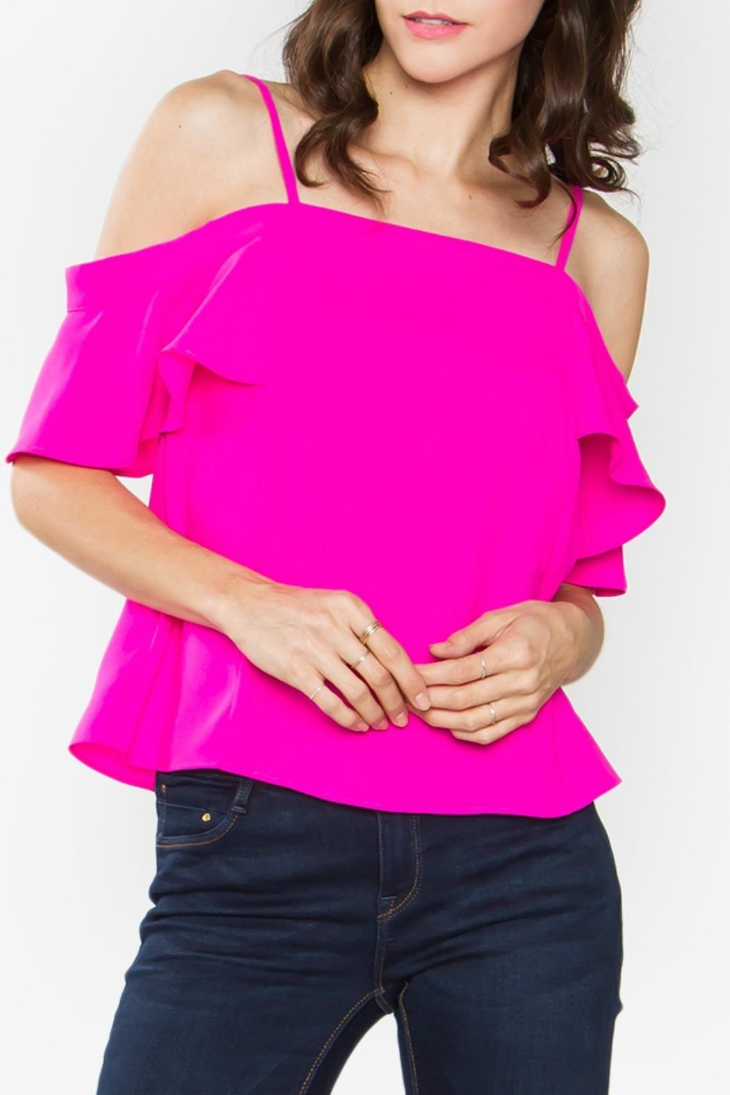 Sugarlips Off Shoulder Top - Main Image