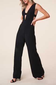 Sugarlips Plunging Jumpsuit - Product List Image