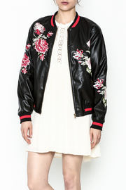 Sugarlips Sarah Bomber - Front cropped