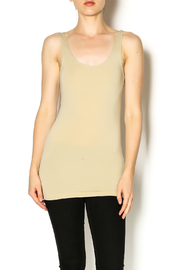 Sugarlips Seamless Tank Top - Front cropped
