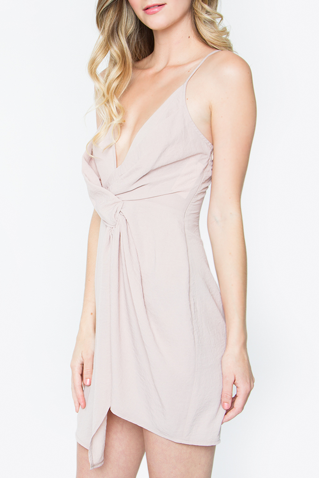 Sugarlips Serenity Cami Dress - Side Cropped Image
