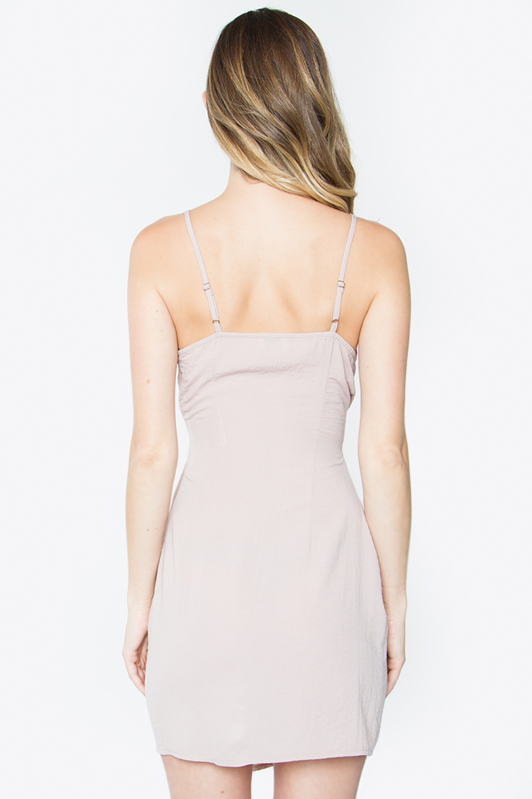 Sugarlips Serenity Cami Dress - Back Cropped Image