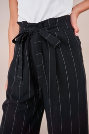 Sugarlips Striped Culotte Pants - Other