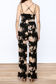 Sugarlips Black Fiona Jumpsuit - Back cropped