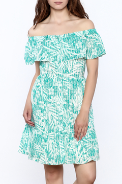 Sugarlips Green Selma Dress - Product List Image