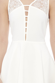 Sugarlips White Swan Dress - Other
