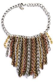 Sugarz Jewelry Necklace Tricolor - Front cropped