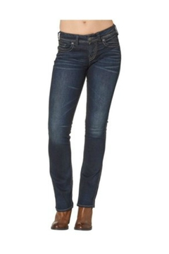Silver Jeans Co. Suki Midboot Slim - Product List Image