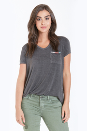 Dear John Suki Washed Pocket Tee - Product Mini Image