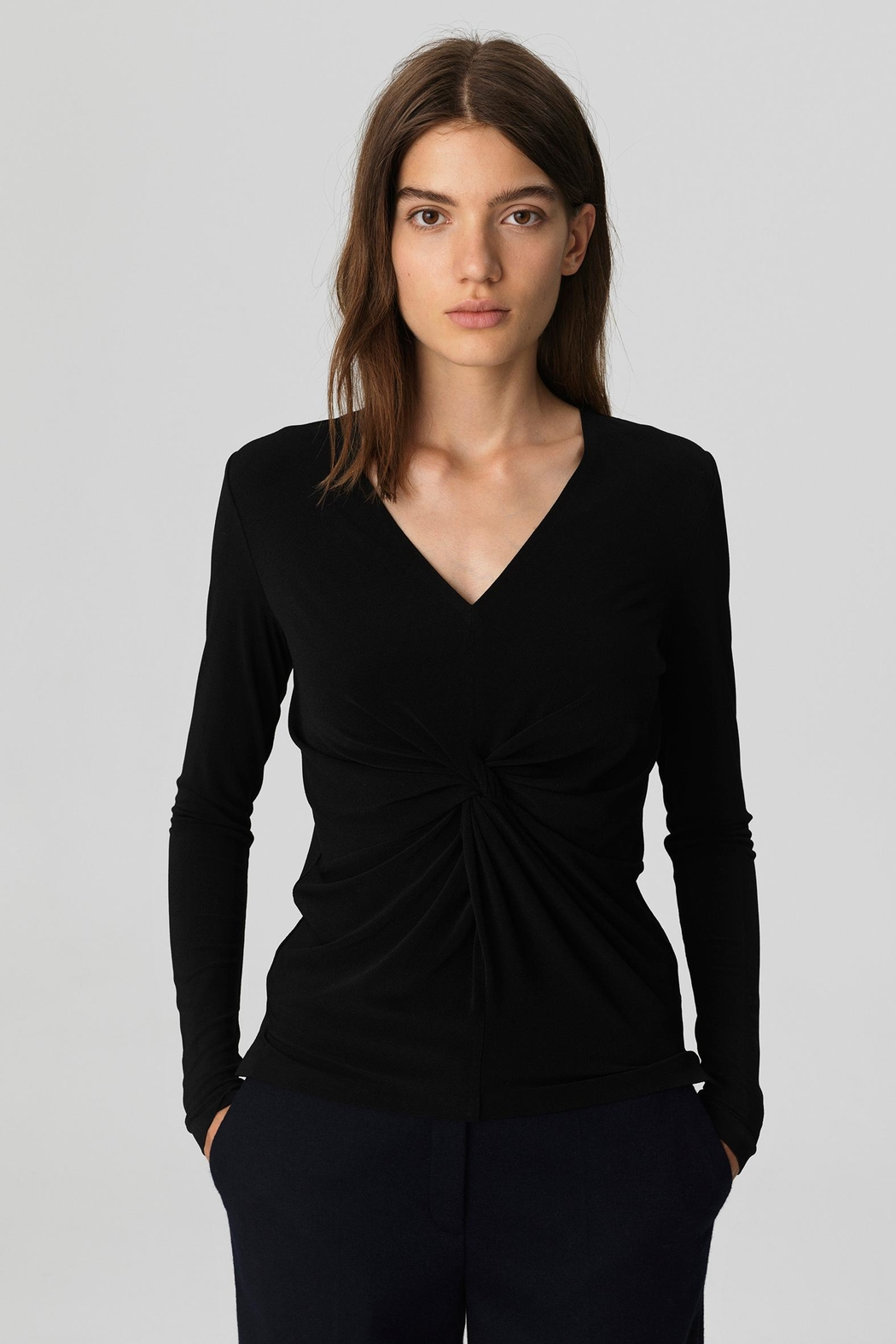 By Malene Birger Sulana Top - Front Full Image