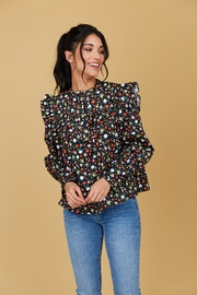 Crosby by Mollie Burch Sullivan Blouse - Product Mini Image