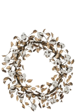 Shoptiques Product: Cotton Wreath