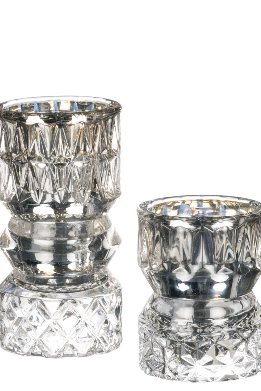 Sullivans Mercury-Glass Votive Set - Main Image