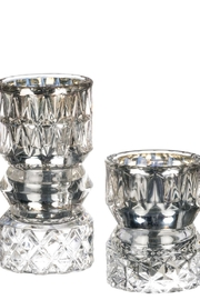 Sullivans Mercury-Glass Votive Set - Front cropped
