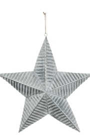 Sullivans Rustic Metal Star - Product Mini Image