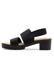 CHARLESTON Sully Lug-Sole Sandal - Front cropped