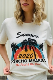 kissed Apparel Summer 2020 Tee - Front cropped