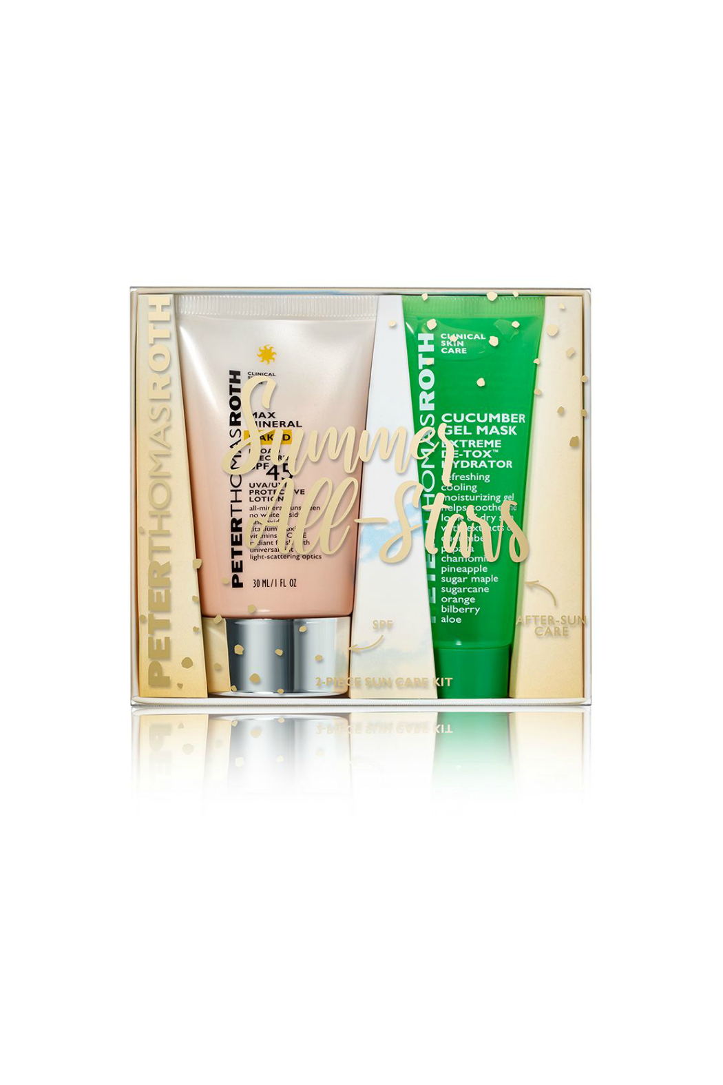 Peter Thomas Roth SUMMER ALL-STARS GIFT SET - Front Cropped Image