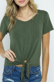 Cozy Co. Summer Basic top - Front cropped