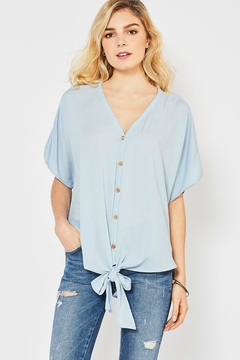 111de9d9072ae ... Entro Summer Breeze Blouse - Product List Image