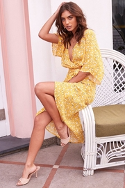 MINK PINK Summer Daisy Midi Dress - Product Mini Image