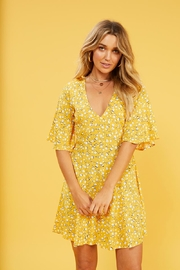 Mink Pink Summer Daisy Tea-Dress - Product Mini Image