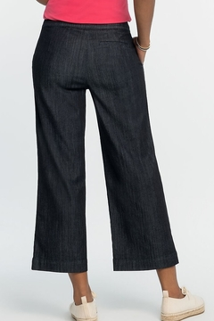 Nic + Zoe Summer Day Denim Pant, Midnight Wash - Alternate List Image