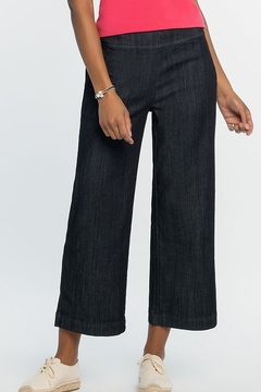 Nic + Zoe Summer Day Denim Pant, Midnight Wash - Product List Image