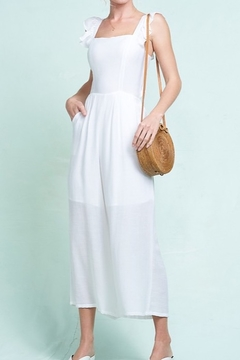 LA MIEL  Summer Daze Jumpsuit - Product List Image