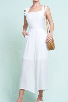 LA MIEL  Summer Daze Jumpsuit - Alternate List Image